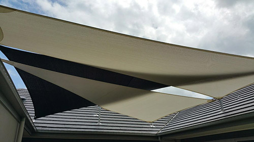 Shade Sails by South East Shade Sails